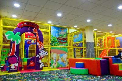 Játszóház / gyermekmegőrzés