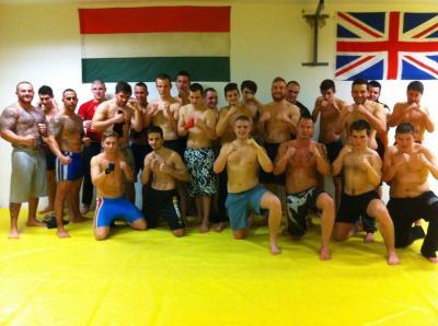 Dorogi Nehézatlétikai Club Grappling és MMA szakosztály
