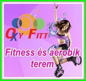 Oxyfitt Fitnessterem Budapest XVI. Ker