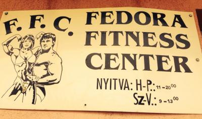 Fedora Fitness Center 2