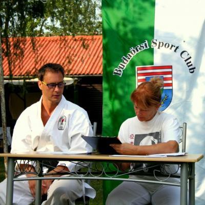 Budaörsi SC karateszakosztály