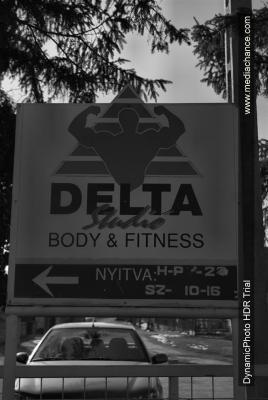 Delta Body & Fitness Stúdió Siófok