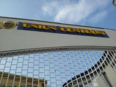 Union fallabda és fitness klub Székesfehérvár