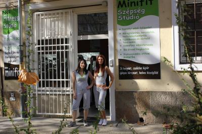 Minifit Szépség Stúdió Budapest XIII. ker