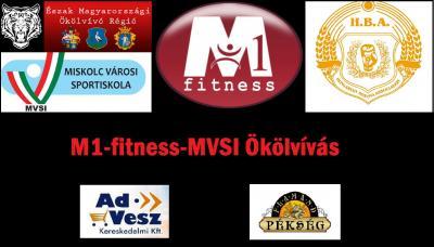 M1fitness-MVSI Ökölvívás Miskolc