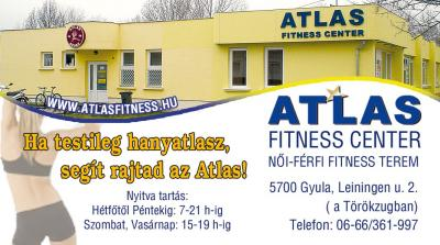 ATLAS Fitness Center Gyula