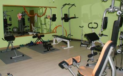 Barbi Fitness Keszthely