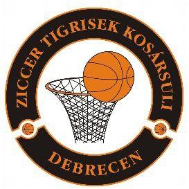 Ziccer Tigrisek Kosársuli Debrecen