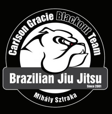 Carlson Gracie Blackout Team - Budapest XI.